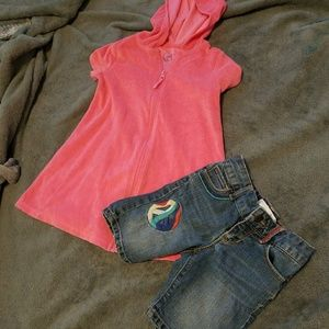 Little girls summer bundle Old Navy & OP